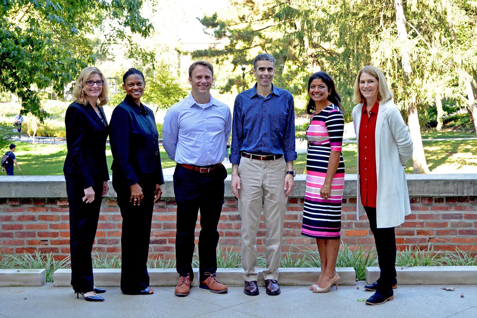 Group photo of the 2019-20 ALP Fellows
